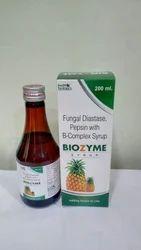 Fungal Diastase, Pepsin With B Complex