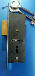 100 mm Aluminum Straight Entrance Door Lock