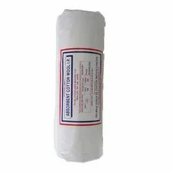 White Plain Prabhat Absorbant Cotton Roll(500 gram Net)