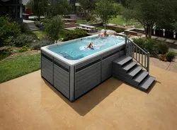 Outdoor E500 Swim Spa