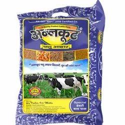 Annkoot特殊乳制品旁路Pashu Aahar,10%,包装类型:PP包