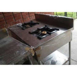 MTS Engineers Commercial Two Burner Gas