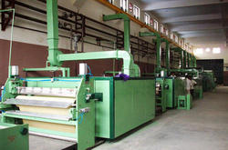 PU/PVC Synthetic Leather Making Line or Rexine Plant & Machinery
