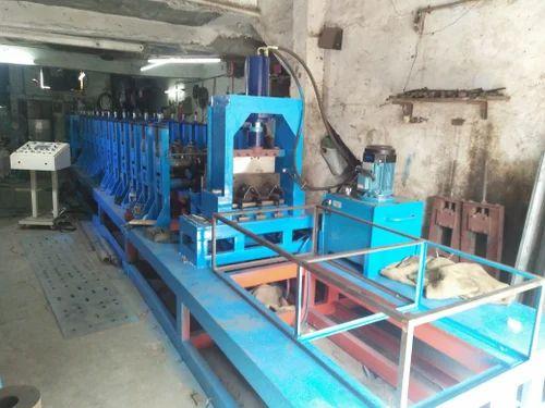 Crash Barrier Roll Forming Machine