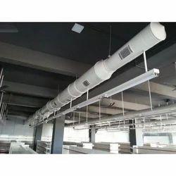 Aluminium Air Cooling Duct System