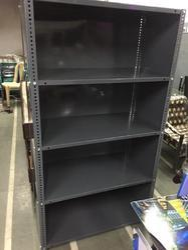 4 Shelves Three Side Closed Rack