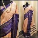 Cotton Silk Big Border Saree
