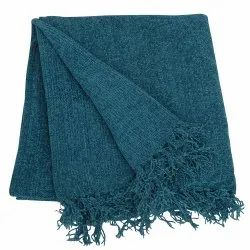 Chenille Soft Knitted Light Weight throw & blanket for sofa