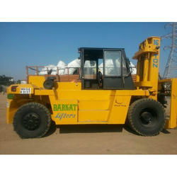 Rental Basis Forklift Service
