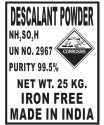 50 Kg Sulfamic Acid Powder