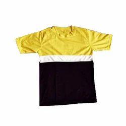 Polyester Kabaddi Sports T-Shirt