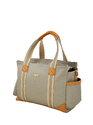 Yelloe Beige Baby Diaper Bag SA6H9042I