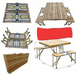 Picnic Table Chair Set