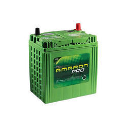 Amaron Pro Car Battery 50B20 R-L, Capacity: 35 Ah