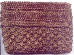 Decorative Crochet Bag