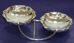 Fancy Silver Gift, Occasion: Dewali Gifts, Size/Dimension: 10