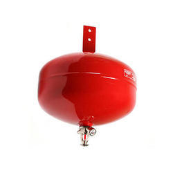 Metal Alloy Automatic Modular Fire Extinguisher