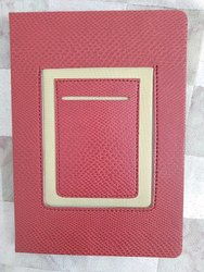 Diary with Pocket