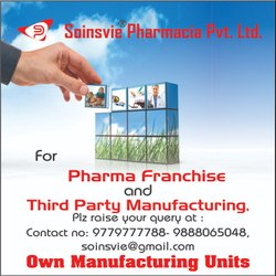 PCD Pharma Franchise In Arwal