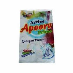 Apoorv Prime Detergent Powder, For Laundry