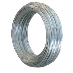 2.0 Mm To 4mm Hot Dipped Galvanized Iron Wire, For Industrial, 8 Gauge-14 Gauge