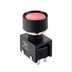 Shrouded Spdt Momentary Micro Switch 4a 250v Ac