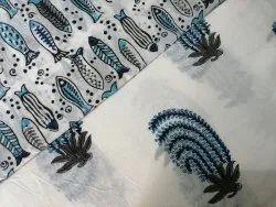 Hand Block Print Top Bottom Sets