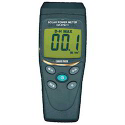Btu Solar Power Meter Model BP-SPM-11