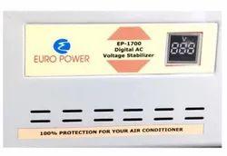Model Name/Number: EP-1700 Single Phase Digital Air Conditioner Voltage Stabilizer, 170-250V, 220+-5%V