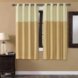 52 x 60 inch Silk Weave Gold Blackout Curtain
