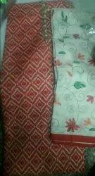 Chanderi Silk Dress