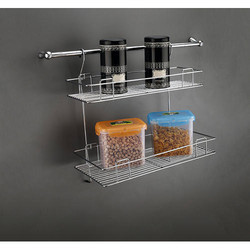 Sparkle M P Double Rack Hanging Accessories