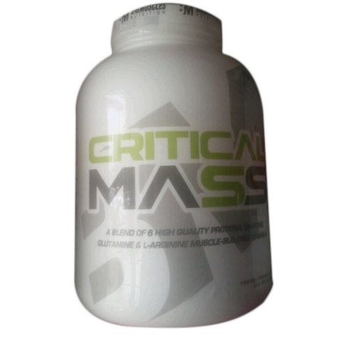 Bigmuscles Muscle Building Critical Mass Powder, Packaging Type: Plastic Jar