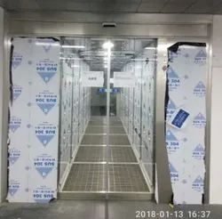 Incoming Product Disinfection Booth