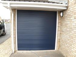 Full Height Electric Rolling Shutter