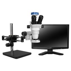 Scienscope NZ Series Stereo Zoom Trinocular Microscopes