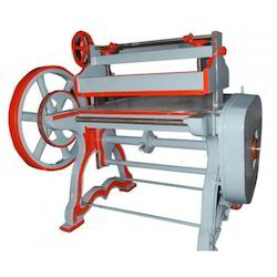 Paper Plate Sheet Cutting Machine