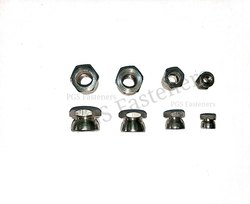 Stainless Steel Anti Theft Nut