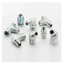 Hydraulic Fitting, Size: 3/4 Inch