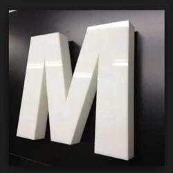 3D Acrylic  LED Letter