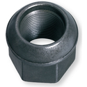 Wheel Nut With Spherical Collar
