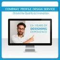 Company Profile Designing Services