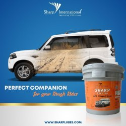 Premium Sharp Scorpio Oil, Packaging Type: Plastic Bucket, Grade: 15W40 Ci-4