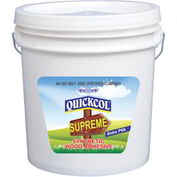 Quickcol Extra PVA Synthetic Wood Adhesive, 5 Kg
