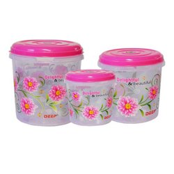 Printed Airtight Container Set