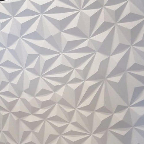 White Pvc 3d Wall Panel Rs 400 Piece Star Line Group