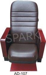 AD-107 Auditorium Push Back Chair