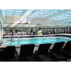 Swimming Pool Roof Structures