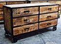 Event Furniture - Modern Decoration Industrial Kitchen Cabinets