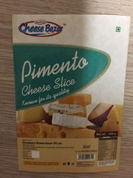 Pimento Cheese Slice, Packaging Type: Box, for Home Purpose
